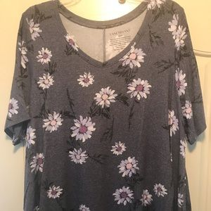 Lane Bryant swing top